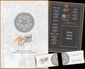menu design bg